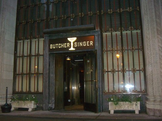 Butcher Singer Soup Of The Day Search